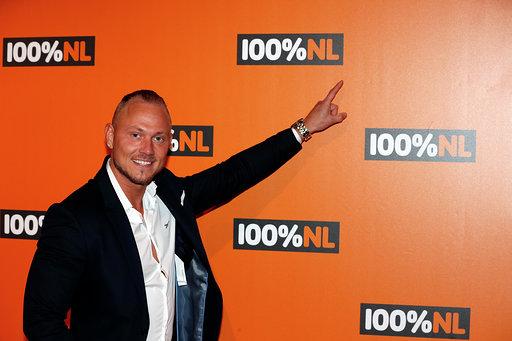 Amsterdam 7 februari 2019Uitreiking 100%NL awards. Jeffrey Lake